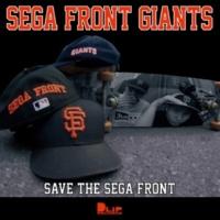 SEGA FRONT GIANTS SAVE THE SEGA FRONT