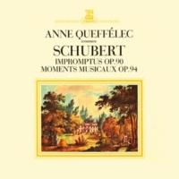 Anne Queffélec Schubert: 4 Impromptus, D. 899, 6 Moments musicaux, D. 780