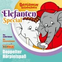 Benjamin Blümchen Elefanten-Special (Der weiße Elefant / Die Elefantenkönigin)