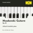 Alfred Grünfeld Moszkowski: 2 Piano Pieces, Op.45 - 2. Guitarre