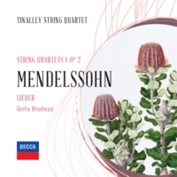 Tinalley String Quartet Mendelssohn: String Quartet No.2 In A Minor, Op.13, MWV R22 - IV. Presto