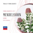 Tinalley String Quartet Mendelssohn: String Quartet No.1 In E Flat, Op.12, MWV R 25 - II.  Canzonetta, Allegretto - Più mosso