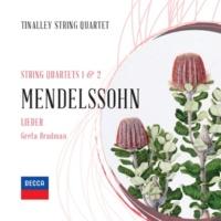 Tinalley String Quartet Mendelssohn: String Quartet No.1 In E Flat, Op.12, MWV R 25 - IV. Molto allegro e vivace