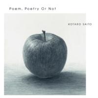Kotaro Saito Poem, Poetry Or Not