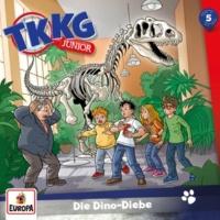 TKKG Junior 005 - Die Dino-Diebe (Teil 28)