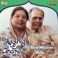 Nina Mehta/Rajendra Mehta Aashiq -E- Ghazal  Vol. 2