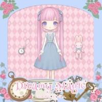 お人形になりたい。 Dreamy Magic