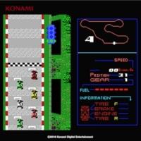 コナミ矩形波倶楽部 MSX RACING SPIRIT サウンドトラック (MSX版)