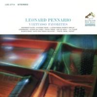 Leonard Pennario Leonard Pennario Plays His Virtuoso Favorites (Remastered)