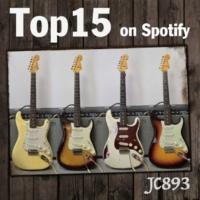 JC893 TOP15 on Spotify