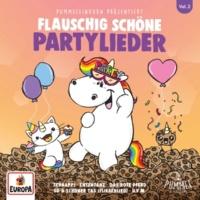 Lena, Felix & die Kita-Kids Pummeleinhorn präsentiert flauschig schöne Partylieder
