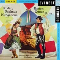 London Philharmonic Orchestra & János Ferencsik Dance Suite for Orchestra, Sz. 77: III. Allegro vivace