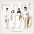 Urban Saxophone Quartet meet