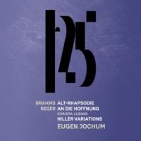 Münchner Philharmoniker & Eugen Jochum Variations and Fugue on a Theme by Johann Adam Hiller, Op. 100: Var. I. 1 Più andante (Live)