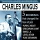 チャールス・ミンガス Savoy Jazz Super EP: Charles Mingus