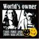 石井卓とジョン中村 World's owner