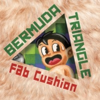 Fab Cushion BERMUDA TRIANGLE