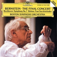 ボストン交響楽団/レナード・バーンスタイン Bernstein - The Final Concert