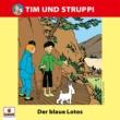 Tim & Struppi 014 - Der blaue Lotos (Teil 01)