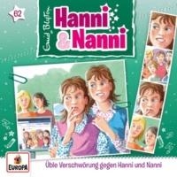 Hanni und Nanni 062 - Üble Verschwörung gegen Hanni und Nanni (Teil 31)