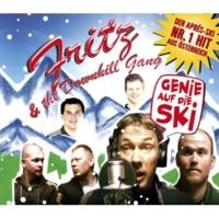 Fritz & The Downhill Gang Genie auf die Ski