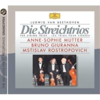 アンネ=ゾフィー・ムター/ブルーノ・ジュランナ/ムスティスラフ・ロストロポーヴィチ Beethoven: The String Trios
