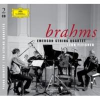 エマーソン弦楽四重奏団/レオン・フライシャー Brahms: String Quartets & Piano Quintet