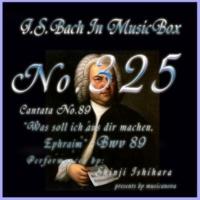 石原眞治 4.レチタティーヴォ BWV 89(オルゴール )