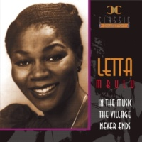Letta Mbulu In The Village.... The Music Never Ends