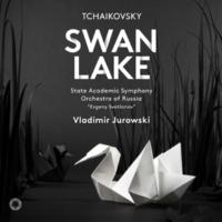 """ウラディーミル・ユロフスキ(指揮) ロシア国立アカデミー管弦楽団""""エフゲニー・スヴェトラーノフ"""" チャイコフスキー:バレエ音楽「白鳥の湖」(1877年原典版) 第12曲:情景"""