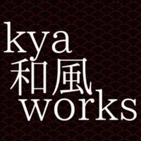 kya kya 和風 works