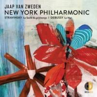 ニューヨーク・フィルハーモニック/ヤープ・ヴァン・ズヴェーデン Stravinsky: Le Sacre du Printemps / Pt 2: Le Sacrifice - Action rituelle des ancêtres