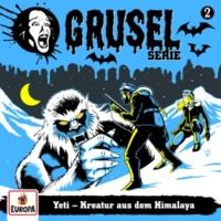 Gruselserie 002/Yeti - Kreatur aus dem Himalaya (Teil 38)