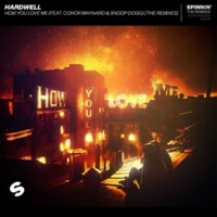 Hardwell How You Love Me (feat. Conor Maynard & Snoop Dogg) [Jay Hardway Remix]