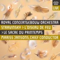 Royal Concertgebouw Orchestra Le Sacre du printemps, Pt. 2, Le Sacrifice: I. Introduction (Live)