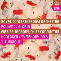 """Royal Concertgebouw Orchestra Gloria, FP. 177: I. """"Gloria in excelsis Deo"""" (Live)"""