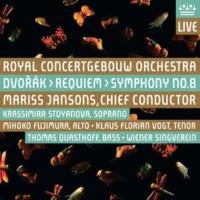 Royal Concertgebouw Orchestra Dvorák: Requiem & Symphony No. 8 (Live)