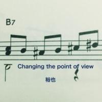 裕也 Changing the point of view