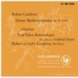 Robert Casadesus Casadesus: 3 Danses méditerranéennes - Chabrier: 3 Valses romantiques - Fauré: Dolly Suite (Remastered)