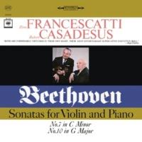 Zino Francescatti Violin Sonata No. 10, Op. 96: II. Adagio espressivo