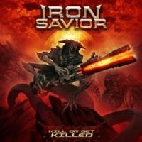 IRON SAVIOR From Dust And Ruble