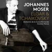 ヨハネス・モーザー(チェロ) スイス・ロマンド管弦楽団 アンドルー・マンゼ(指揮) チャイコフスキー:ロココの主題による変奏曲 作品33(オリジナル版)第3変奏:Andante