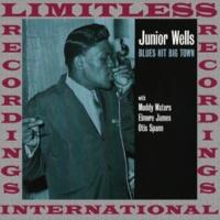 Junior Wells Blues Hit Big Town