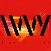 IVVY Light on fire