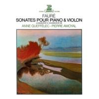 Anne Queffélec Violin Sonata No. 1 in A Major, Op. 13: III. Allegro vivo