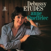 Anne Queffélec 12 Études, L. 143b, L. 136, Book 2: X. Pour les sonorités opposées