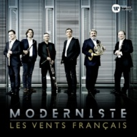 Les Vents Français Sonata for Flute, Oboe, Clarinet & Piano, Op. 47: II. Joyeux