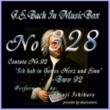 石原眞治 1.コラール BWV 92(オルゴール)