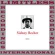 Sidney Bechet In Chronology - 1923
