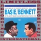 Count Basie & Tony Bennett Basie Swings, Bennett Sings
